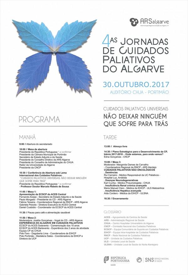 4th days of Palliative Care in the Algarve- Portugal