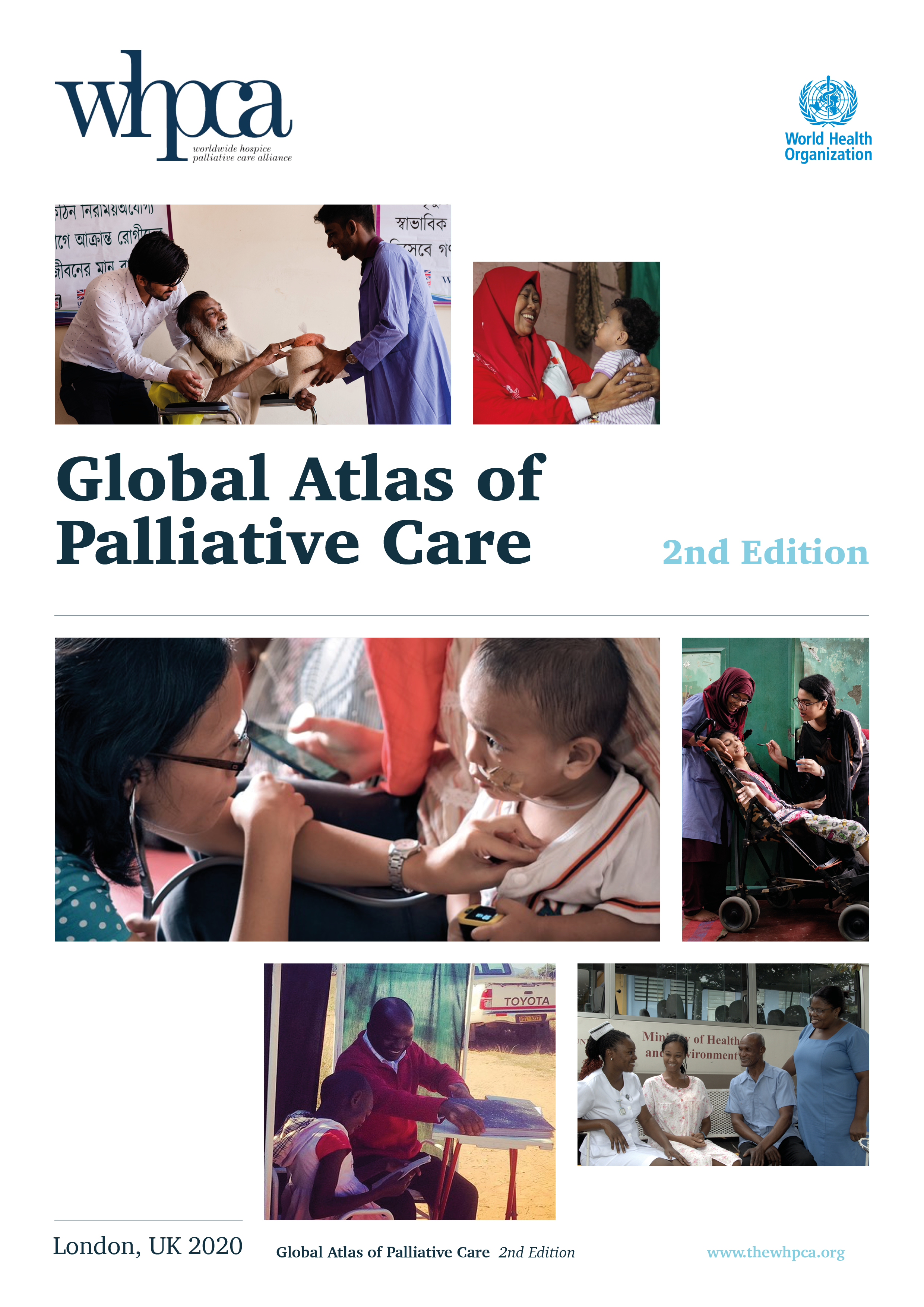 Launch of Global Atlas of Palliative Care