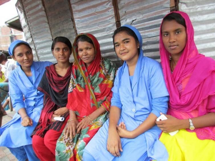 Compassionate Korail, Bangladesh
