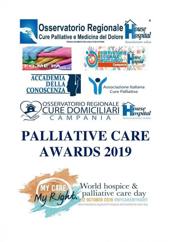 Palliative Care Awards 2019