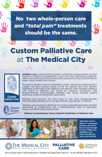 The Medical City Palliative Care Exhibit - Philippines