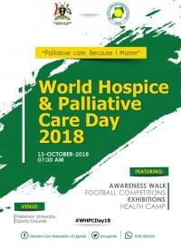 World Hospice & Palliative Care Day Soccer Gala