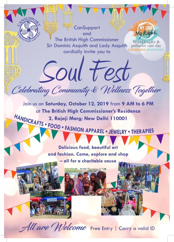 Soulfest -Celebrating Community and Wellness Together