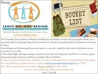 My Bucket List Project