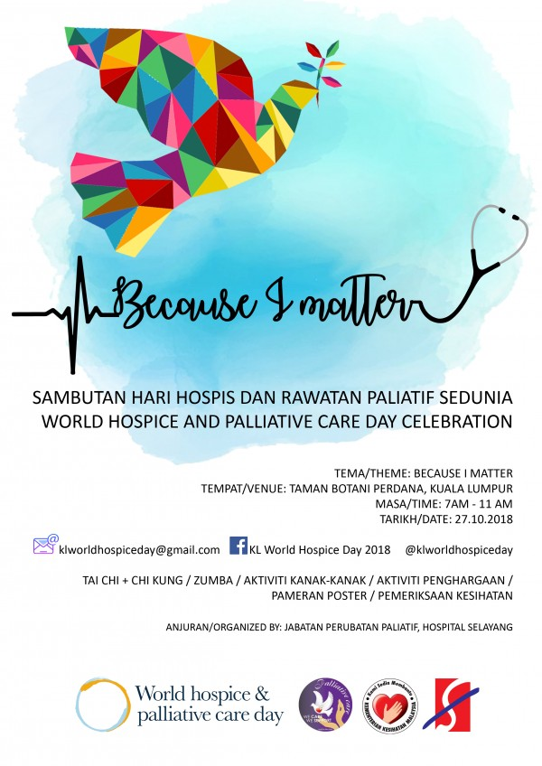 KL World Hospice and Palliative Care Day Celebration