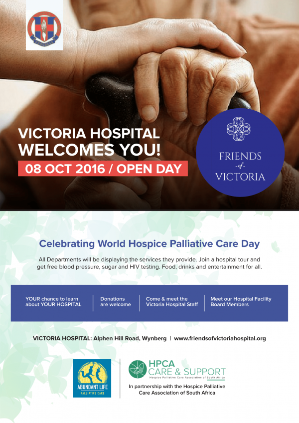 Victoria Hospital Open Day