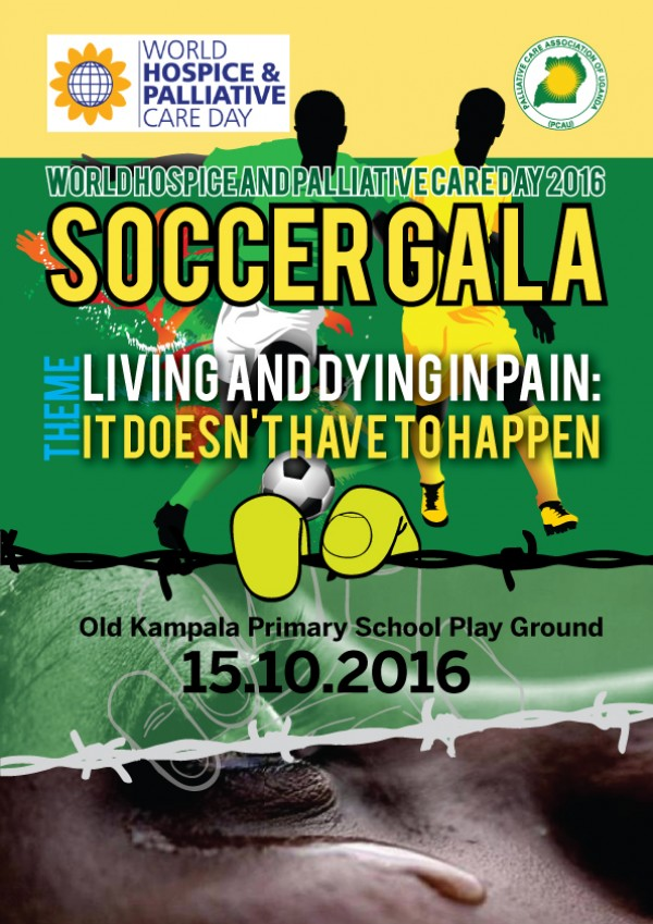 World Hospice and Palliative Care Day 2016 Soccer Gala